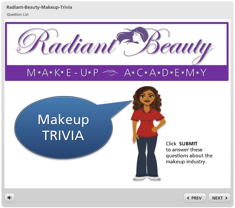 Try our makeup trivia quiz